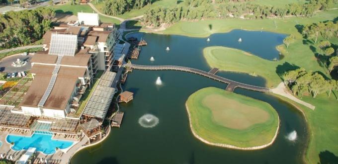 Luxury Unlimited Golf Package, Belek