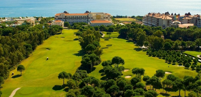 Kempinski The Dome Golf Package